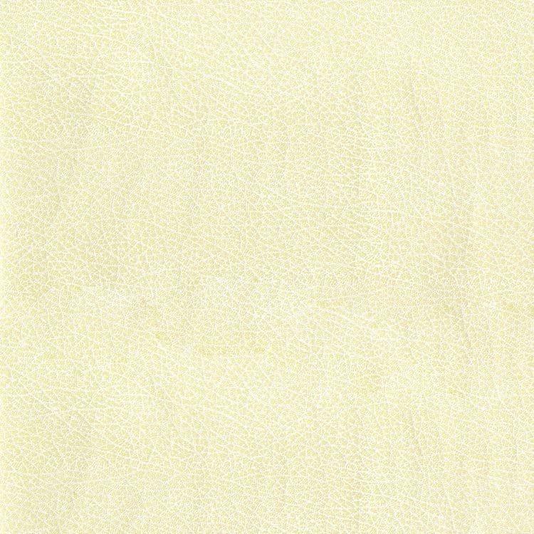 """Duo de feuilles effet cuir """"Blanc"""""""