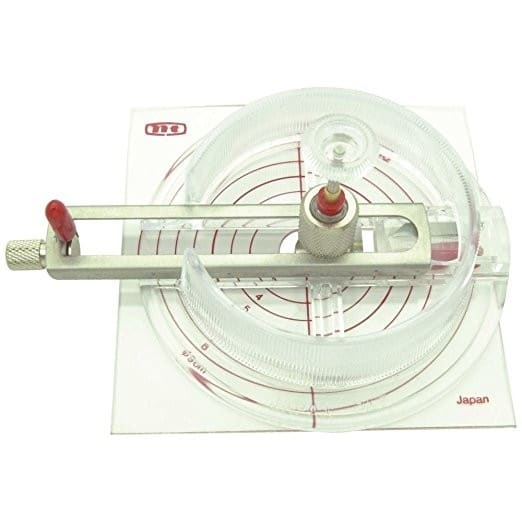 Cutter circulaire