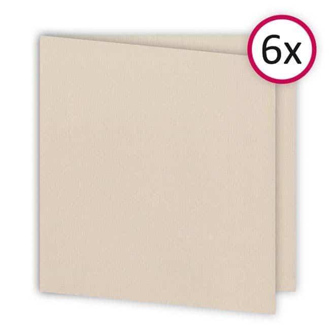 """Set de cartes 15x15 cm """"Mist"""""""