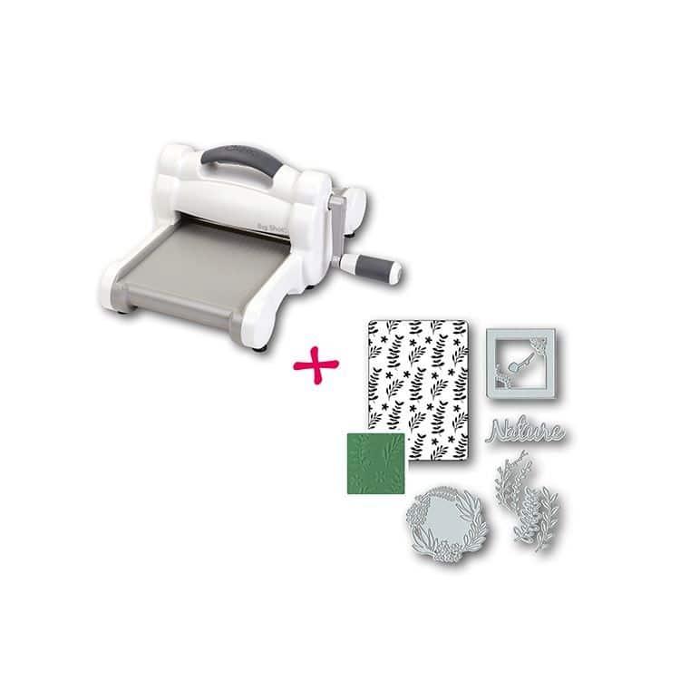 DIE 900 Machine Big Shot (petite) + starter kit
