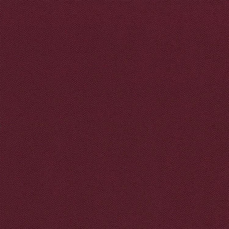 REL 031 Duo de couvertures effet cuir 'bordeau' 34*34