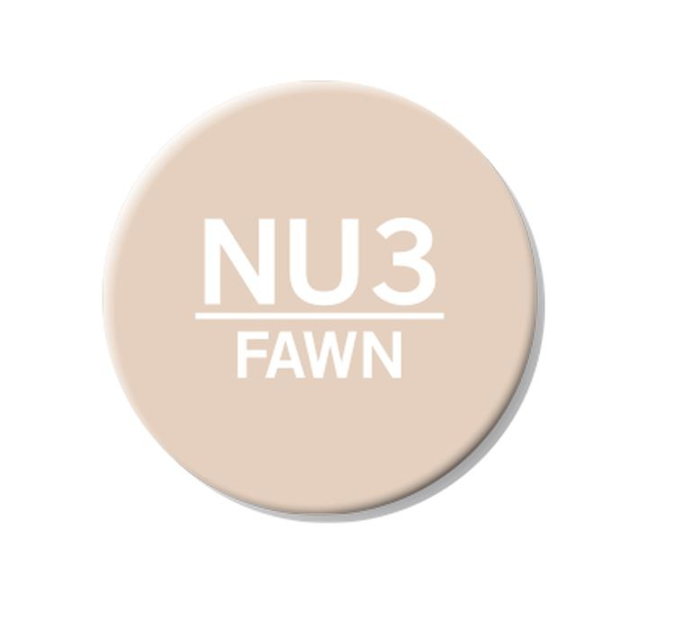CHAENC 020 Kit de recharge d'encre 25ml 'Fawn' NU3