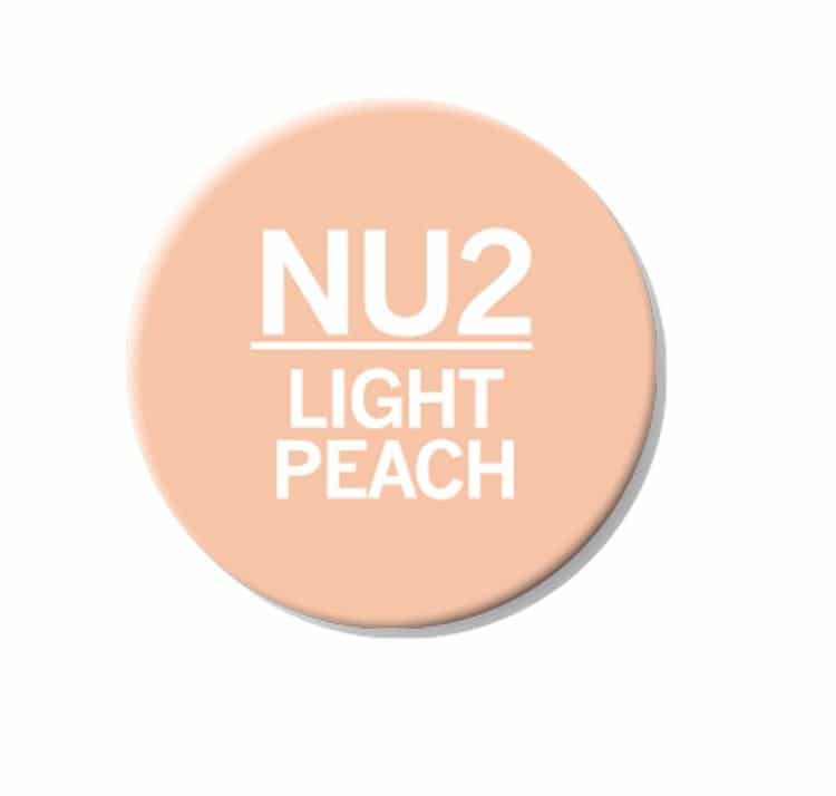 CHAENC 024 Kit de recharge d'encre 25ml 'Light peach' NU2
