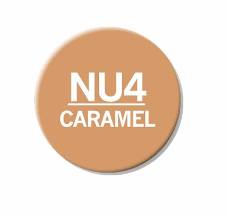 CHAENC 025 Kit de recharge d'encre 25ml 'Caramel' NU4