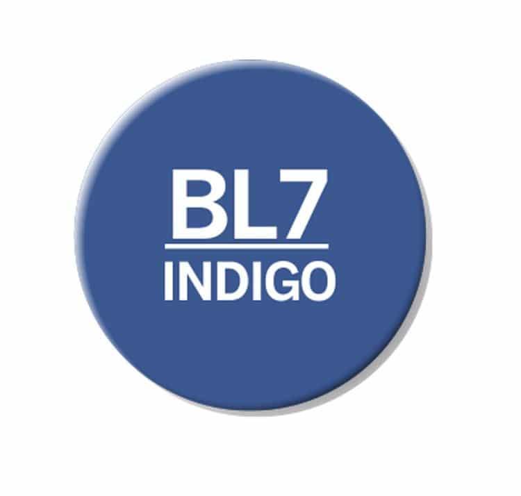 CHAENC 029 Kit de recharge d'encre 25ml 'Indigo' BL7