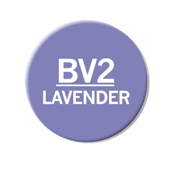 CHAENC 035 Kit de recharge d'encre 25ml 'Lavender' BV2
