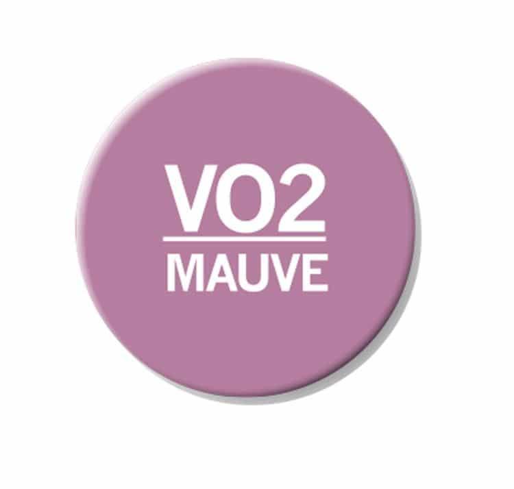 CHAENC 036 Kit de recharge d'encre 25ml 'Mauve' VO2