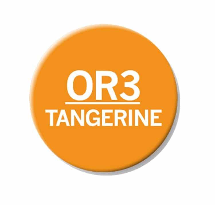 CHAENC 038 Kit de recharge d'encre 25ml 'Tangerine' OR3