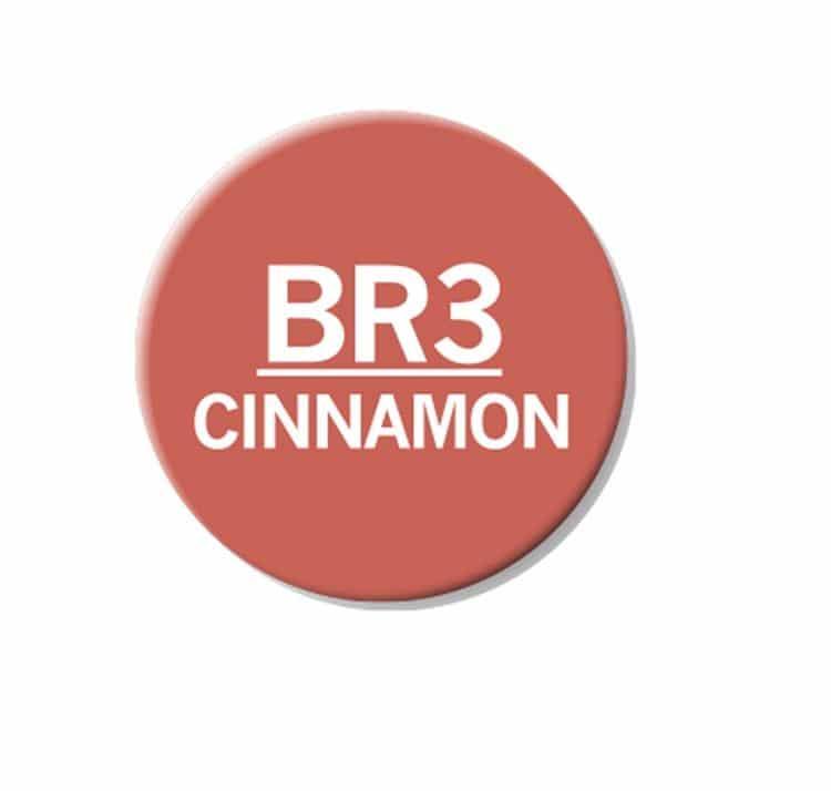 CHAENC 043 Kit de recharge d'encre 25ml 'Cinnamon' BR3