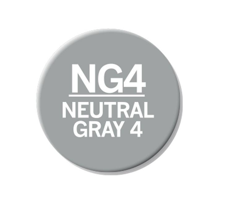 CHAENC 047 Kit de recharge d'encre 25ml 'Neutral grey' NG4