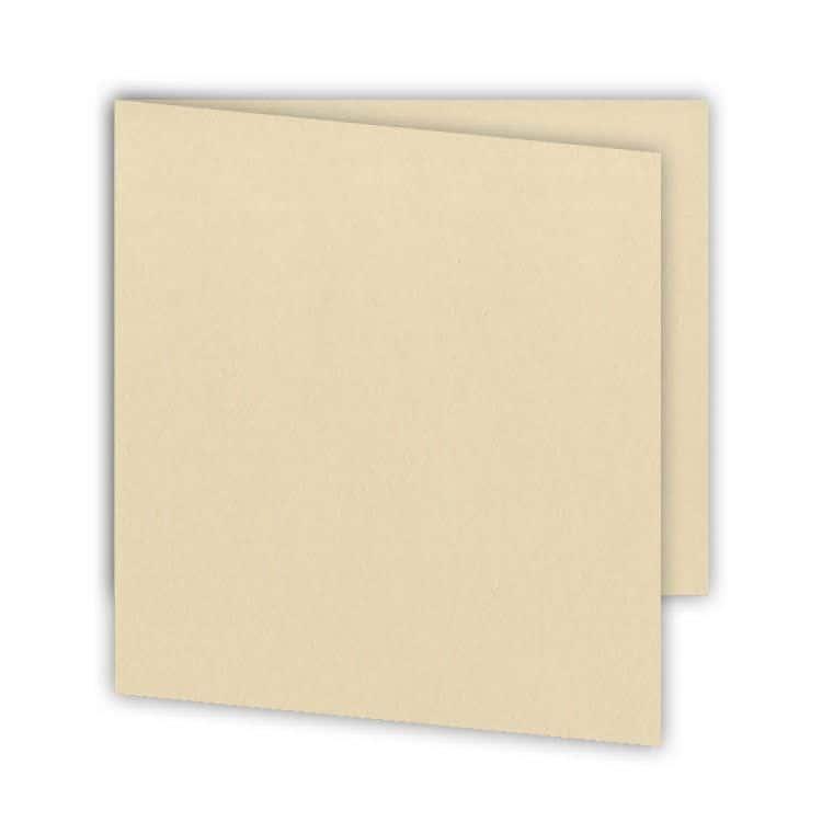 ALB 643 Set de cartes 15 x15 'Lin' (6 pcs)