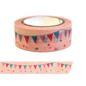 I FAN 402 Washi tape 'Parc attractions' 15mmx8m