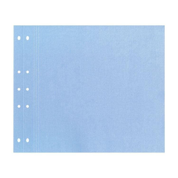 ALB 7513 Pages tendance 30x30 'Bleu ciel' (20p)