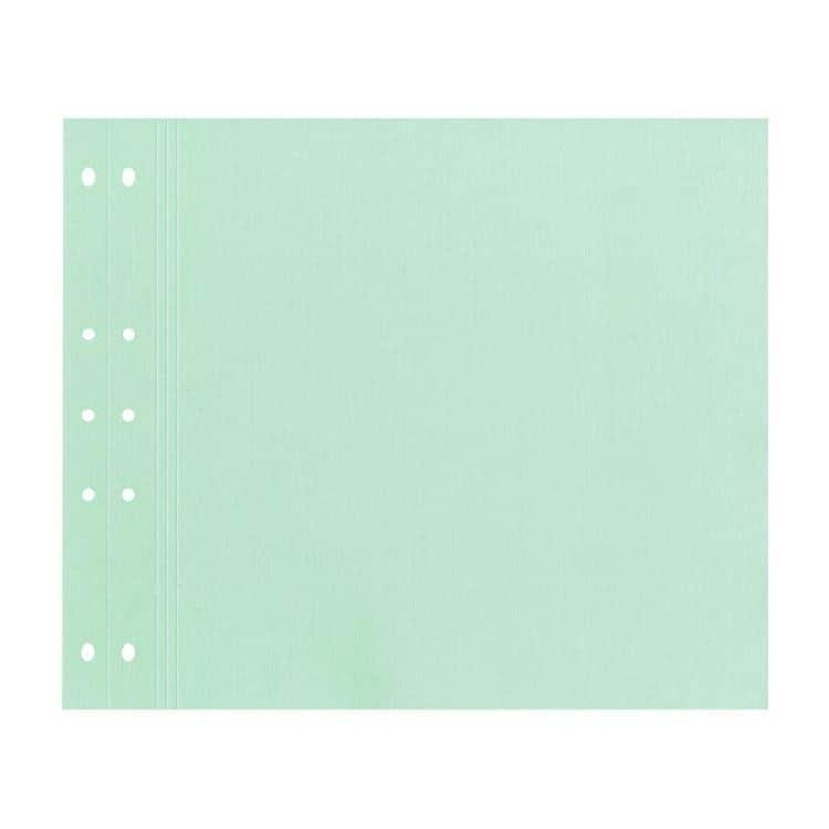 ALB 7512 Pages tendance 30x30 'Vert d'eau' (20p)