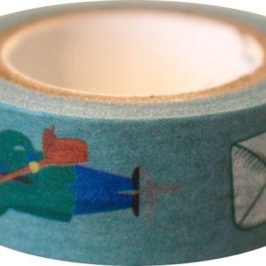 I FAN 405 Washi tape 'Cartes postales' 15mmx8m
