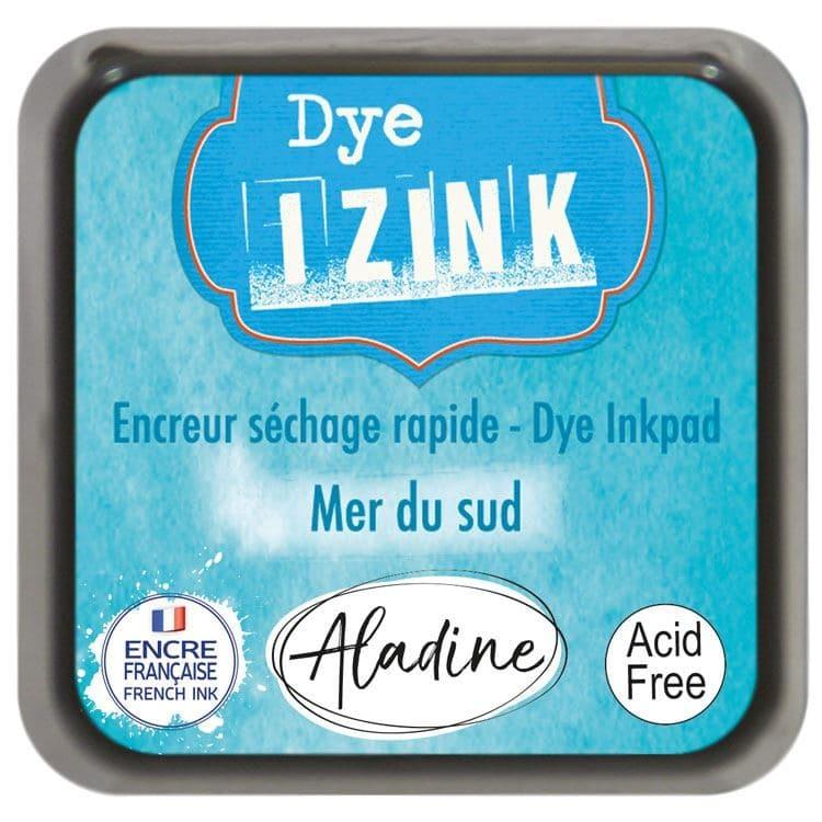 ENC 716 Encreur dye Izink 'Mer du sud'
