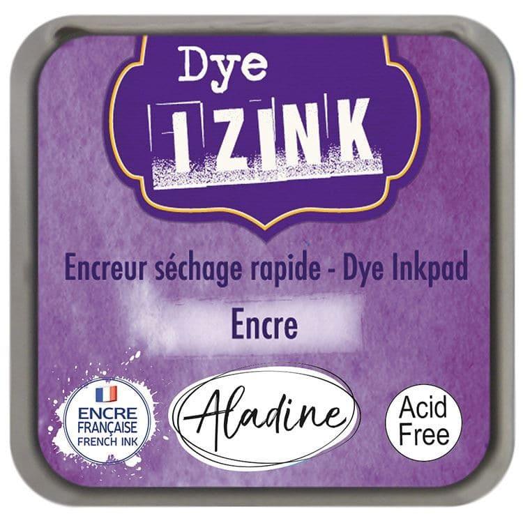 ENC 717 Encreur dye Izink 'Violet encre'