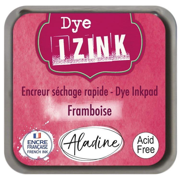 ENC 718 Encreur dye Izink 'Framboise'