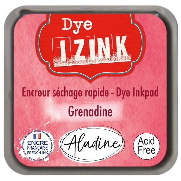 ENC 719 Encreur dye Izink 'Grenadine'