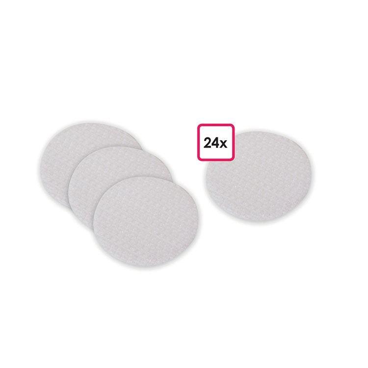 ACC 130 Pastilles Velcro (24 pcs - 2cm)