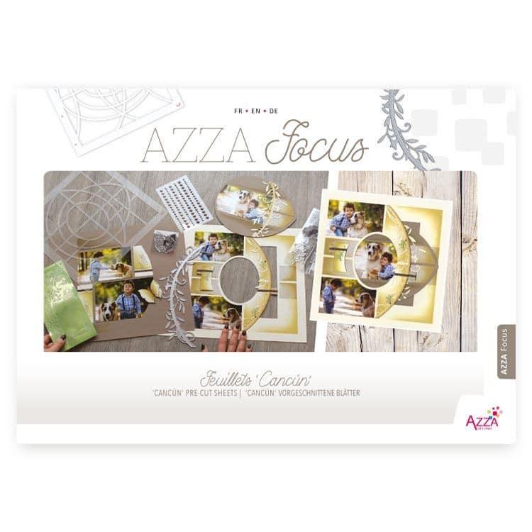 ALI 634 Livre Azza Focus 'Cancun'