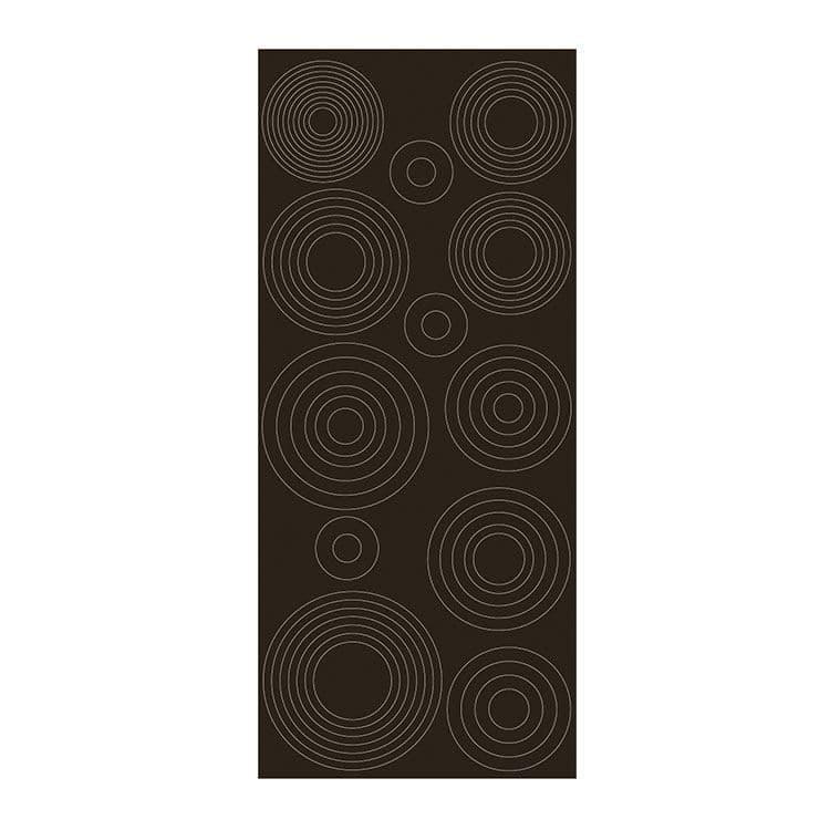 PAP 715 Sticker contour Ronds concentriques - standard bro