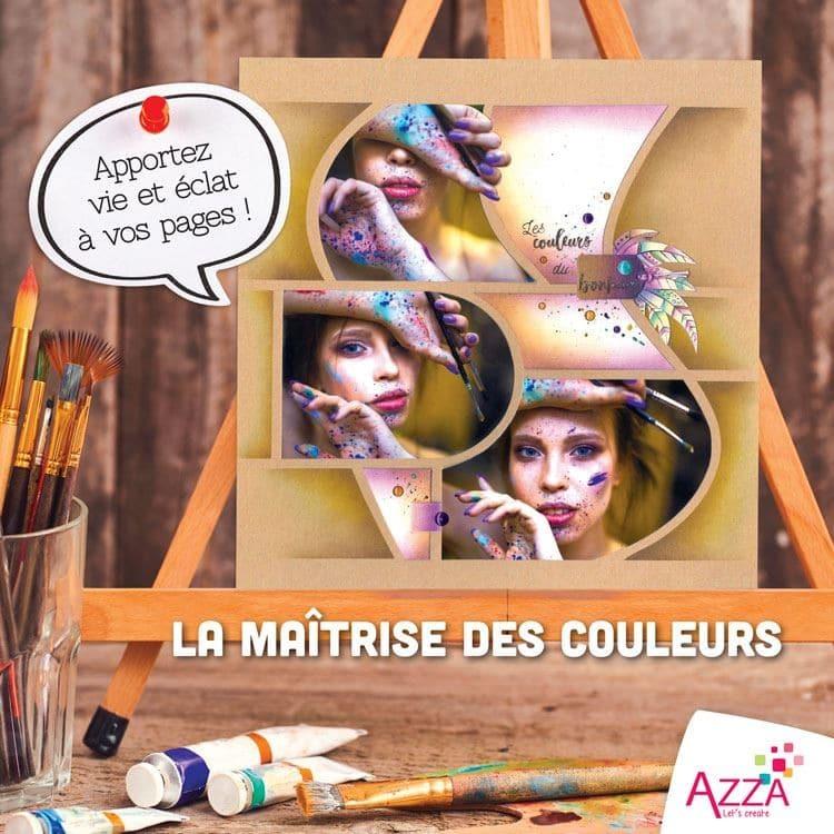 """ALI 635 Livre """"La maitrise des couleurs"""""""