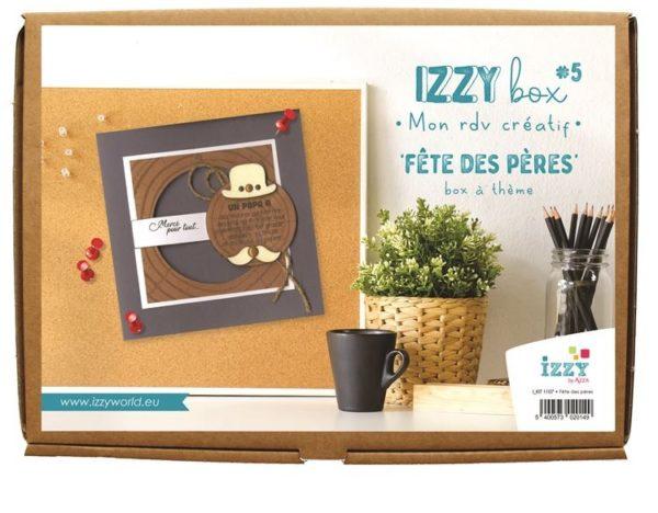 I_KIT 1107 Izzy box 'Fête des pères'