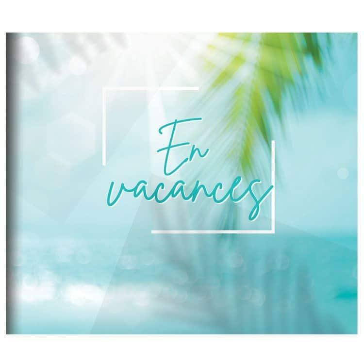 ALB 1024 Albums reportage 30x30 'Vacances'