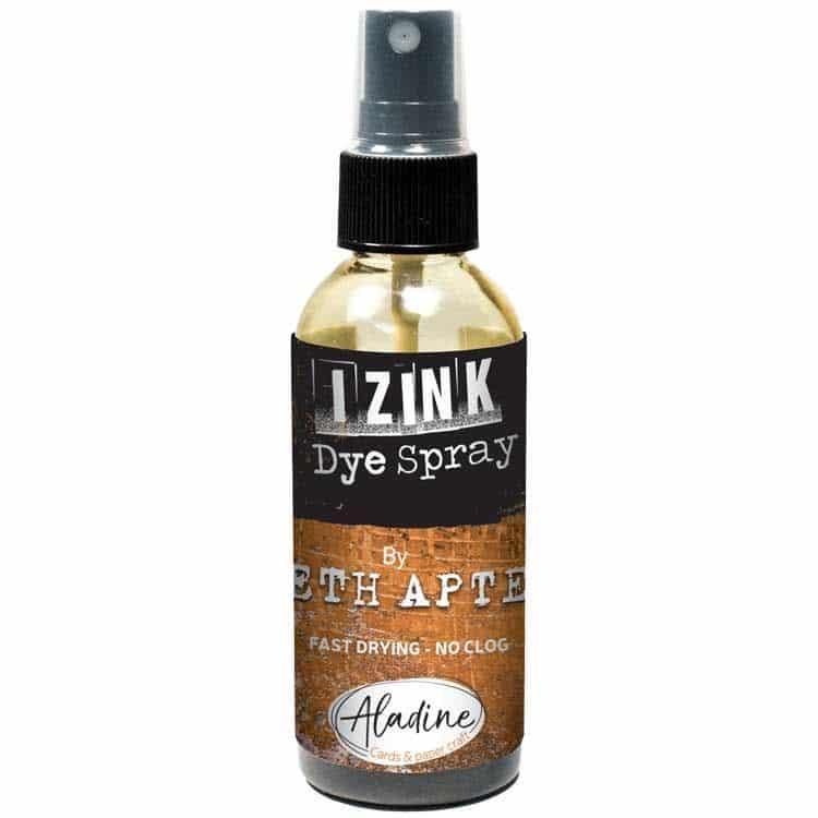 ENC 754 Encre Dye Izink Spray 'Beige Miel'