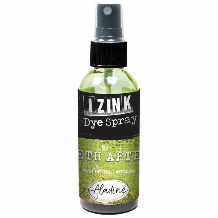 ENC 756 Encre Dye Izink Spray 'Vert verveine'