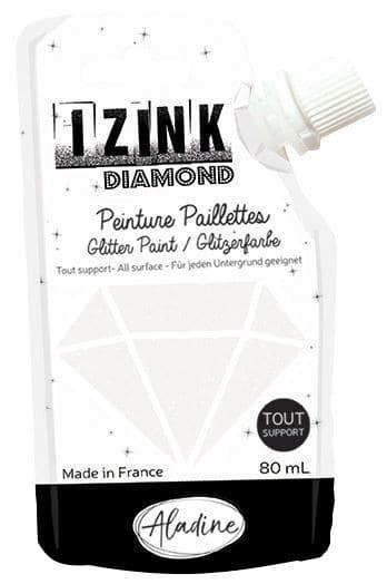 ENC 803 Peinture Pailletée 'Izink diamond - nacré