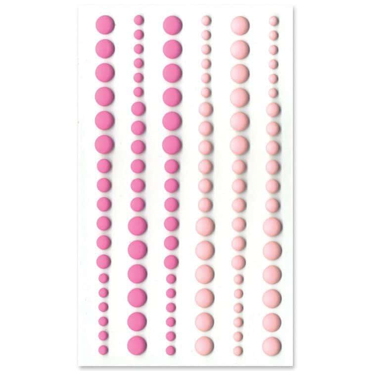 PER 4055 Perles de résines mat 'Bonbon'