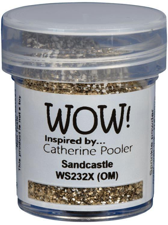 ACC 637 Poudre à embosser 'Sandcastle'