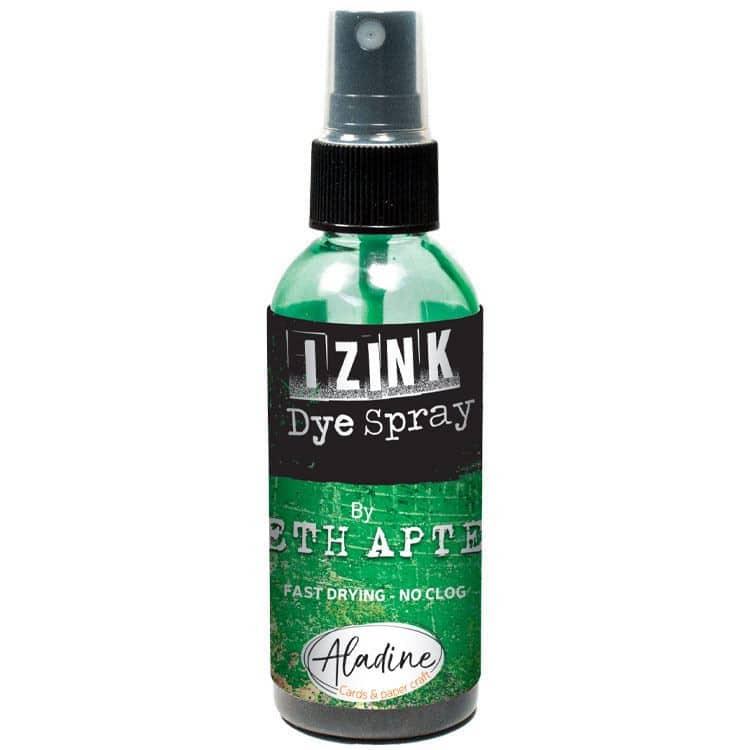 ENC 767 Encre Dye Izink Spray 'Vert menthe'