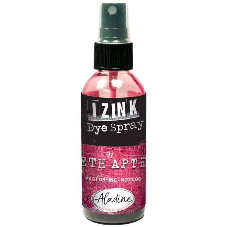 ENC 760 Encre Dye Izink Spray 'Grenadine'