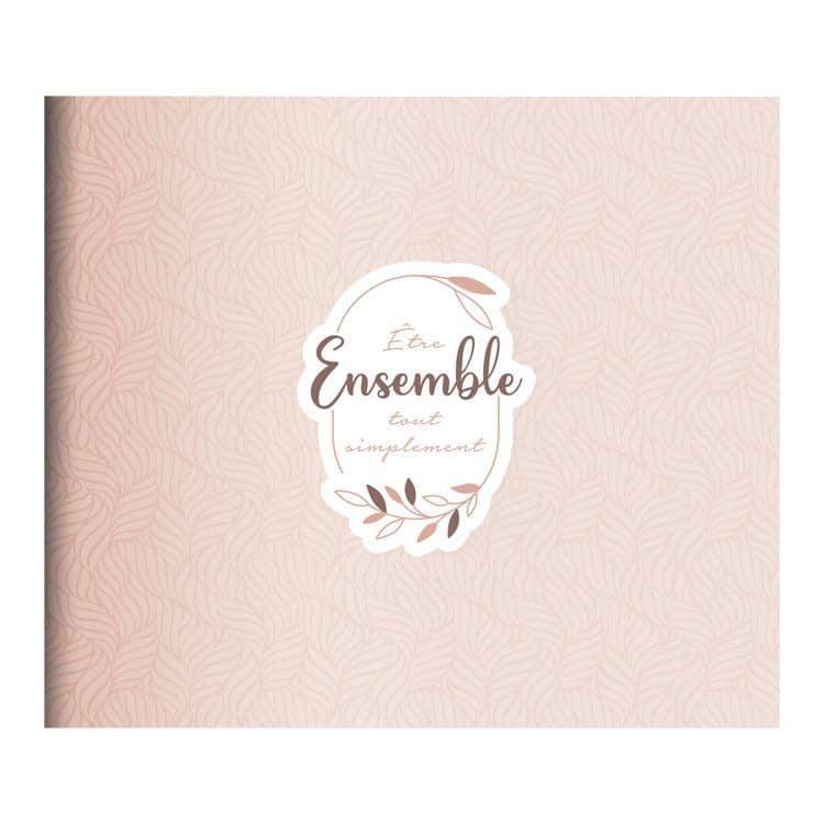 ALB 1027 Albums reportage 30x30 'Etre ensemble'
