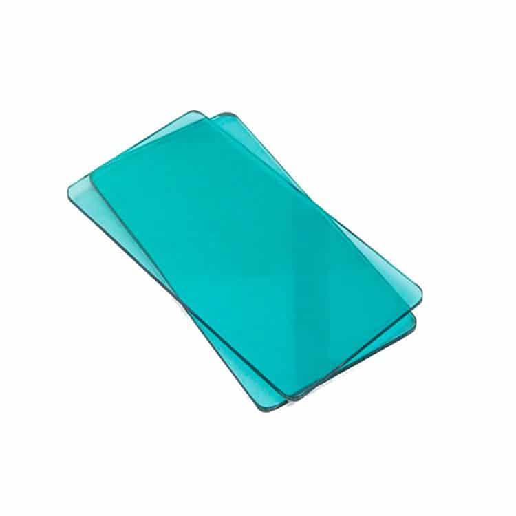 DIE 507 Paire de plaques de coupe Sidekick, turquoise