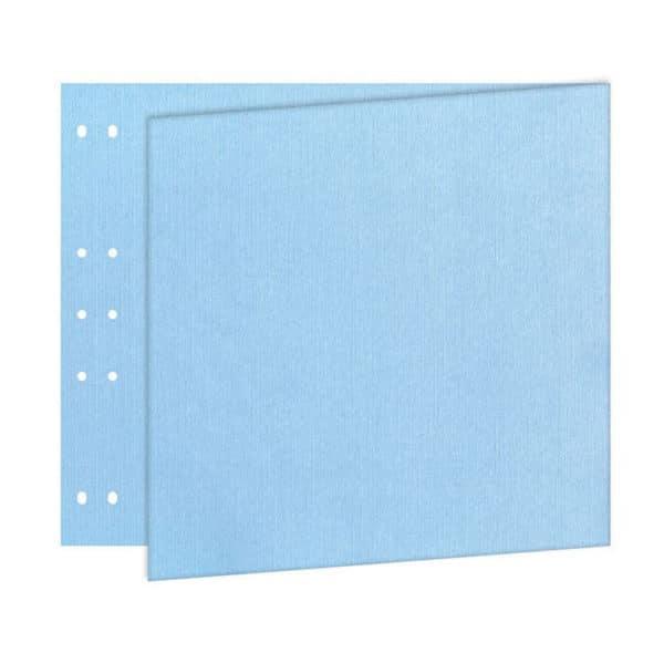 ALB 859 Pages Reportage 30x60 'Bleu Fuji' (5pgs)