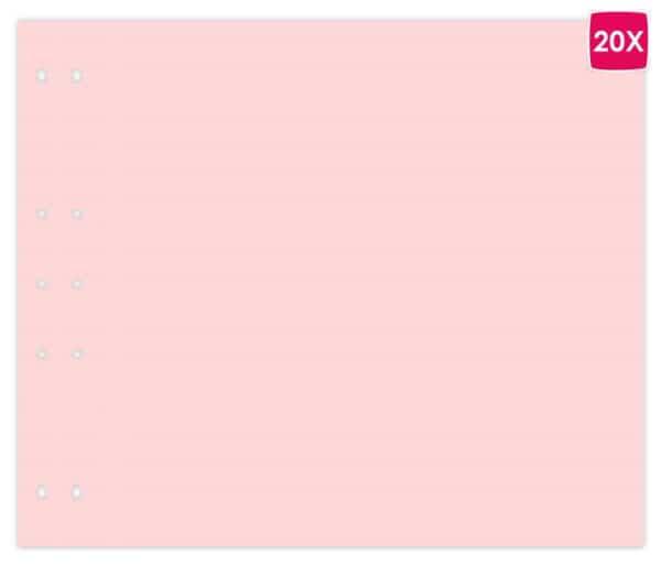 ALB 7524 Pages tendance 30x30 Rose Sakura'